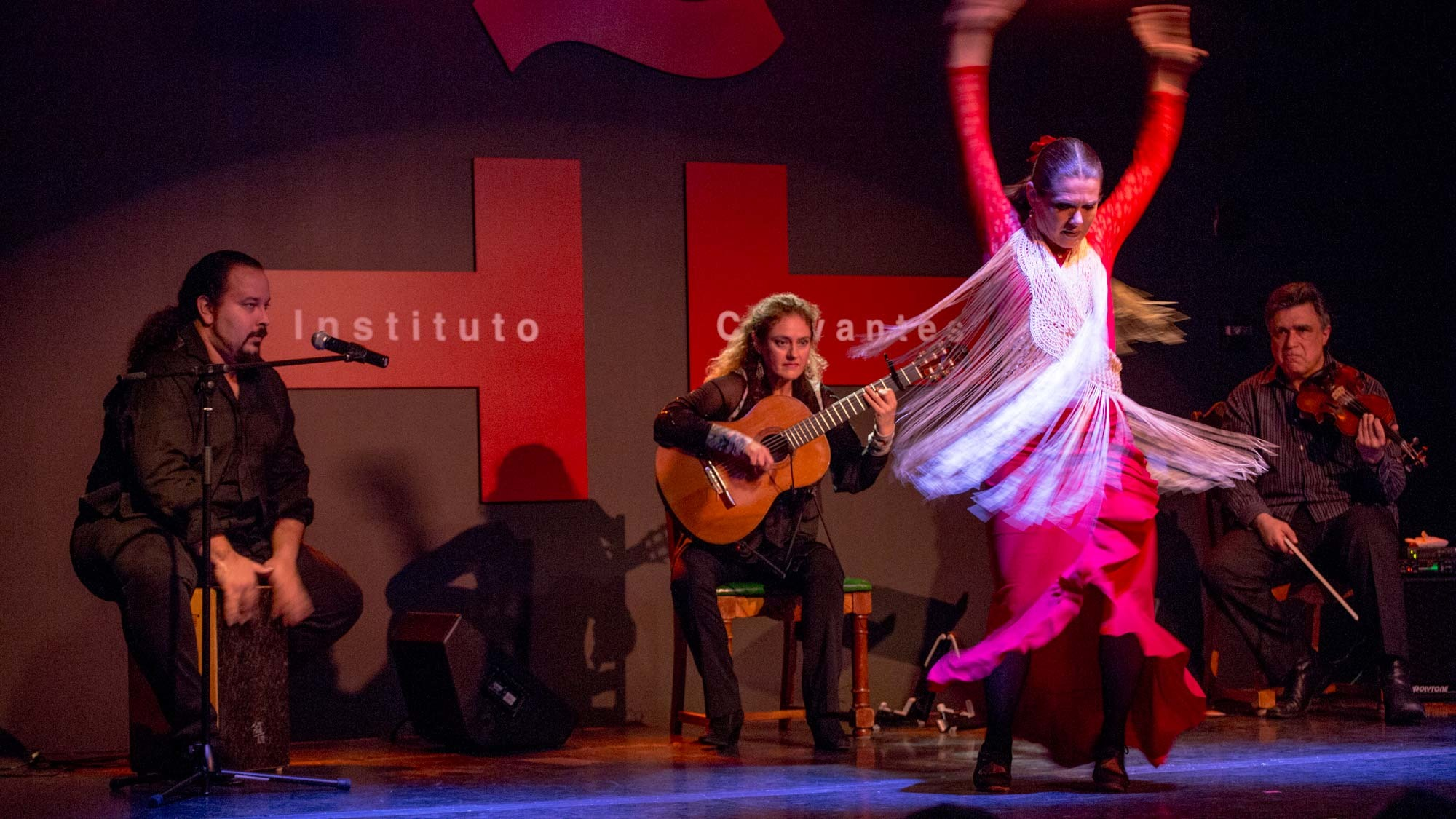 Greetings from Flamenco Dancer Wendy Clinard lead image