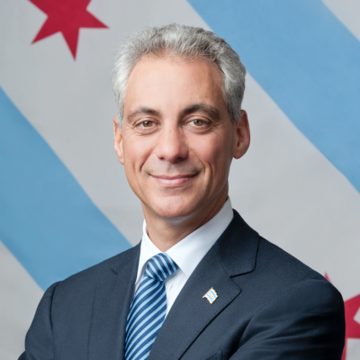Mayor Rahm Emanuel image