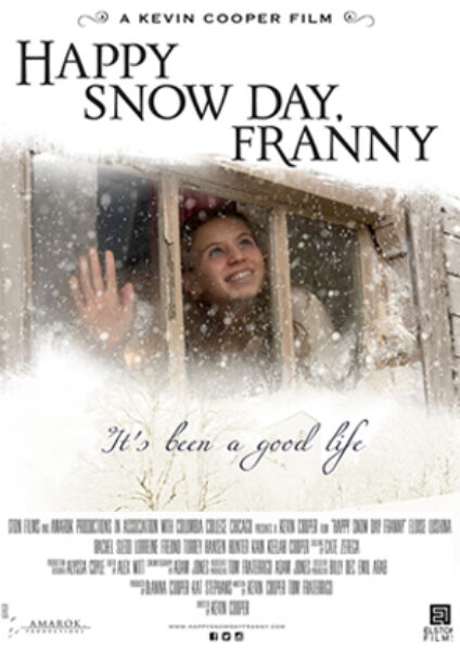 Happy Snow Day Franny cover