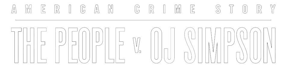 American Crime Story: The People vs. OJ Simpson logo